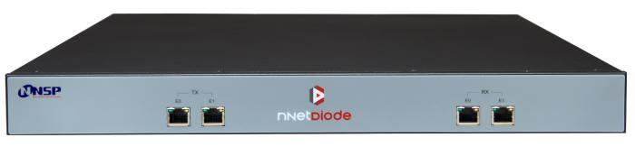앤앤에스피의 물리적 일방향 전송장비 엔넷다이오드(nNetDiode) U-Type