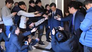신청철 총장 직무정지 결정 유보 후폭풍