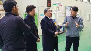 전남TP 세라믹산업종합지원센터-전남대병원 융합의료기기 산업지원센터 협력 모색