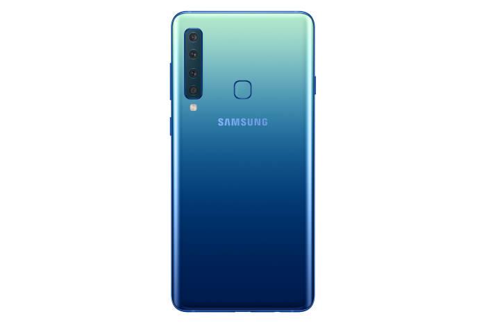 삼성전자가 세계 최초로 스마트폰 후면에 쿼드 카메라를 탑재한 갤럭시A9을 21일 국내 출시한다.