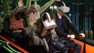 모션디바이스, VR 테마파크 '콩VR 해운대' 개장