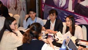 2018 한국 웹툰 쇼케이스, 한국 9개·중국 60여개 기업 참가