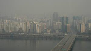 미세먼지 원인물질 '질소산화물'에 2020년부터 대기배출부과금