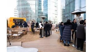 CJ ENM, 임직원 복지 휴게·근무시설 개선