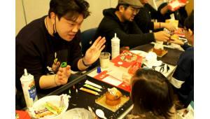 CJ ENM 다이아 티비-메이크어위시, 소아암 어린이 성탄 행사