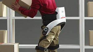 LG전자, 허리근력 보조하는 웨어러블 로봇 선보인다