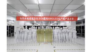 BOE 네번째 플렉시블 OLED 공장 투자...삼성D 제치고 세계 1위 생산능력 야욕