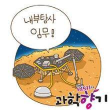[KISTI과학향기]화성 속살을 벗기는 인사이트호 여정