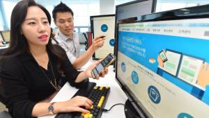 금융사 간 '첫 디지털 기술 교차 구매'...농협 IT, 국민카드가 쓴다