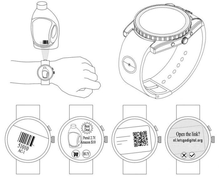 LG전자가 미국특허청(USPTO)에 스마트워치 제어 방법 특허를 등록했다./이미지=렛츠고디지털