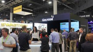 골프존, CES 2019에서 스크린스포츠 시뮬레이터 출품