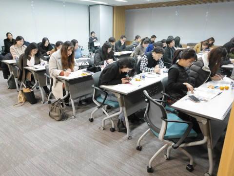 웹케시가 대학 등 전국 30여개 기관 자사 연구행정통합시스템 실무자를 대상으로 시스템 실무교육을 실시했다. 웹케시 제공