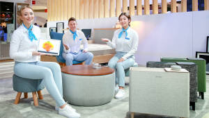 [CES 2019]코웨이, 프리미엄 공기청정기 등 신제품 대거 공개