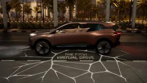 [CES 2019]BMW, 자율주행·커넥티드 미래 콘셉트 '비전 i넥스트' 공개