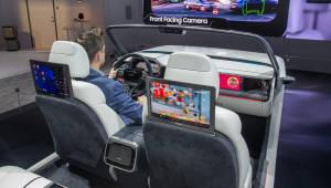 [CES 2019]차에 탄 개인에게 맞춤형 서비스…삼성전자 '디지털 콕핏 2019'