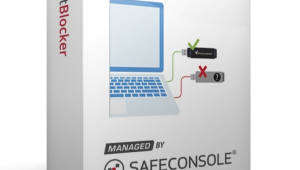 소프트와이드시큐리티, USB 통합관리 '포트블로커' 출시