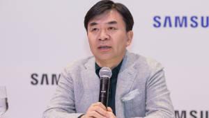 """[CES 2019]김현석 삼성전자 사장 """"AI가 핵심, AI 기반으로 사업 혁신"""""""