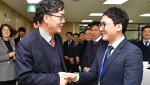 """이대훈 농협은행장 """"더욱 건강한 은행을 만들자""""…현장경영 본격화"""