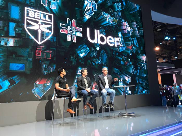 벨 넥서스는 우버와 함께 드론 택시를 상용화하겠다는 계획을 밝혔다.