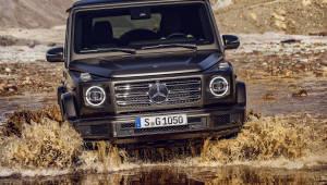 금호타이어, 벤츠 'G-클래스'에 신차용 타이어 공급