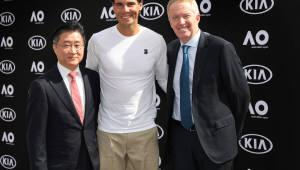 기아차, 테니스 호주오픈에 카니발·쏘렌토 총 120대 지원