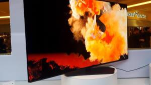 [CES 2019]글로벌 PC 강자, 게이밍 승부수...대형 TV 버금가는 OLED 모니터 등장