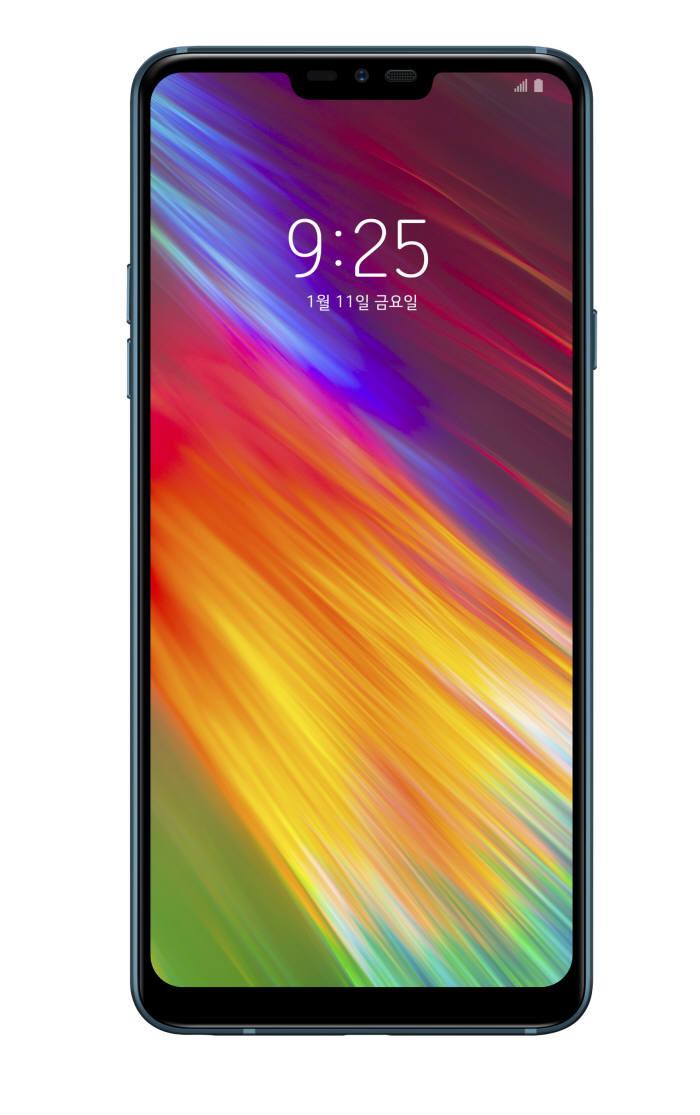 SK텔레콤이 LG Q9을 출시했다.