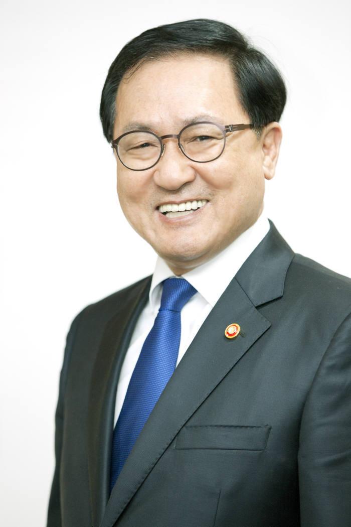 """유영민 장관 """"원자력 해체기술, 소형원전 기술 개발에 뜻 모아달라"""""""