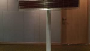 쓰리에이치굿스, 난방과 공기청정 동시 해결 패널 히터 '에코레이' 출시