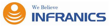 인프라닉스 회사 로고