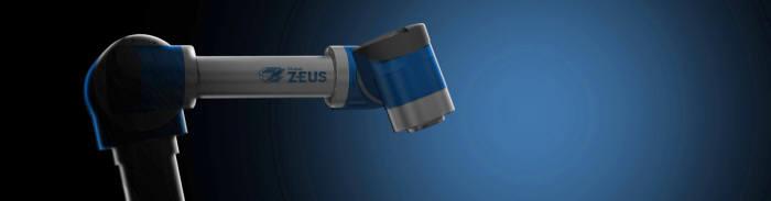 제우스의 6축 다관절 로봇 신제품 제로(ZERO)