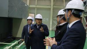수도권대기환경청, 미세먼지 비상저감조치 점검