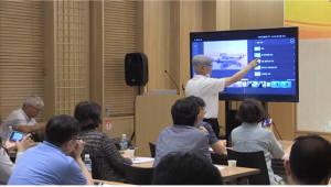 테크업, KAIST·KISTI 직무역량 강화 미디어 교육 지원
