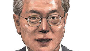 """이재용 """"삼성 공장·연구소 와달라""""… 문 대통령 """"투자하면 언제든 가겠다"""""""