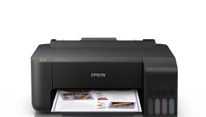 엡손, 크기 대폭 줄인 가정용 정품무한 프린터 L1110 출시