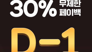 {htmlspecialchars(위메프오, 티켓 서비스 론칭...30% 무제한 페이백)}