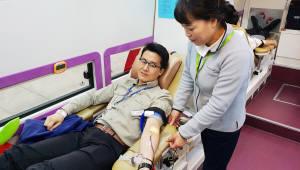 현대로템, 임직원 사랑의 헌혈 캠페인 실시