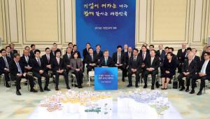 靑, 대기업간담회 후속조치 본격화…투자·규제전담반 본격 가동