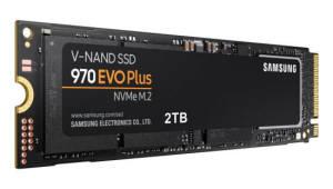 삼성전자, 고성능 SSD '970 EVO Plus' 출시…영화 1편 1초 만에 저장