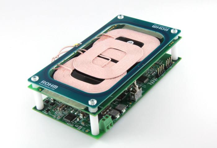 로옴의 차량용 무선 충전 모듈
