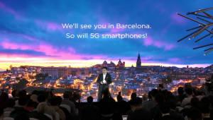 화웨이, MWC 2019서 '5G 폴더블폰' 공개