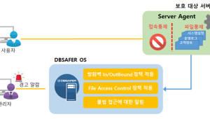 피앤피시큐어, '디비세이퍼 OS' 출시...서버 보안 포트폴리오 완성