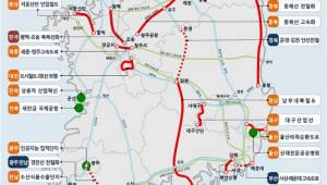 [이슈분석]평택-오송 복복선화 등 도로·철도 인프라 대거 확충