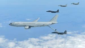 공군, 공중급유기 전력화로 원거리 작전능력 강화