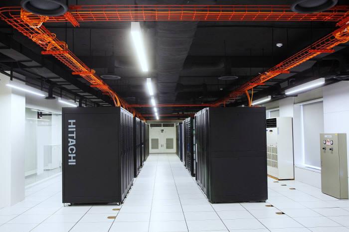 효성인포메이션시스템, 데이터센터 현대화 이렇게...'DX센터 오픈'