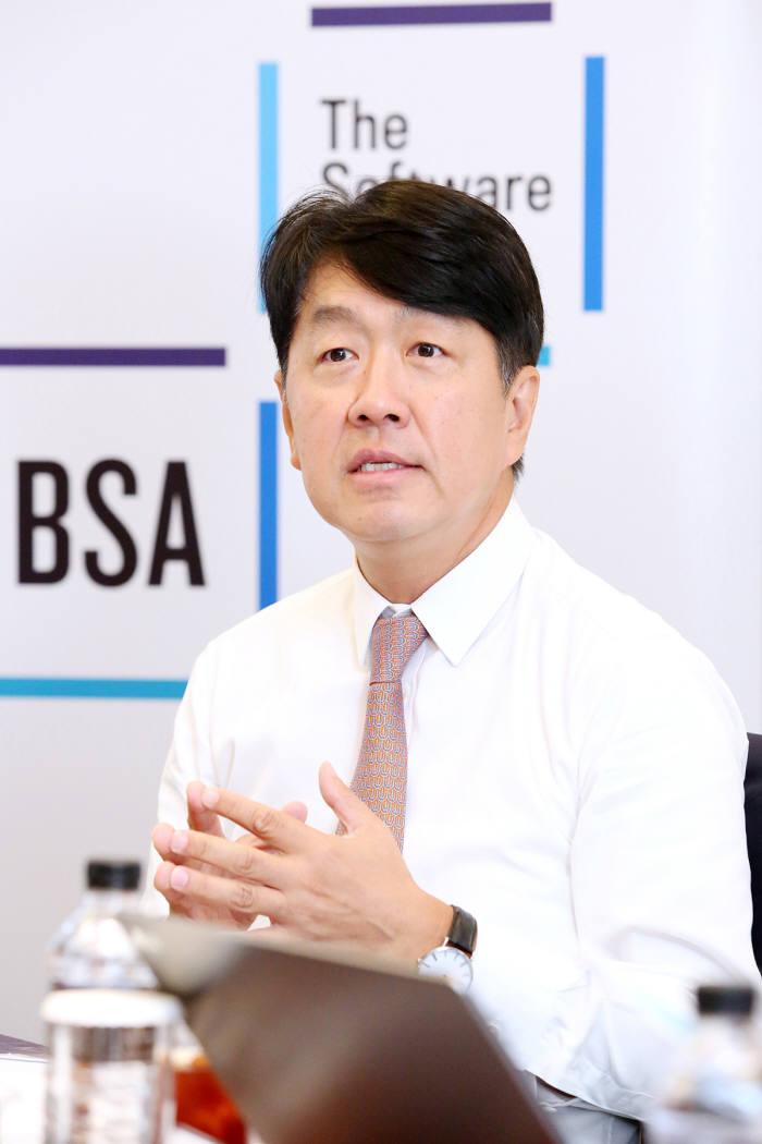 김근 BSA코리아 대표