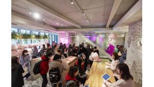 카카오프렌즈 도쿄점, 오픈 1개월 만에 35만명 방문
