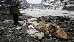 파리기후변화협정 지켜도 2100년 히말라야산맥 빙하 3분의 1 녹는다