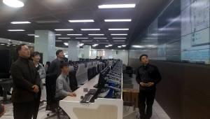 민원기 과기정통부 차관, 설 연휴 이통 소통현황 점검
