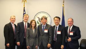 한수원, 美 NRC 방문 한국형 원전 설계인증 취득 논의